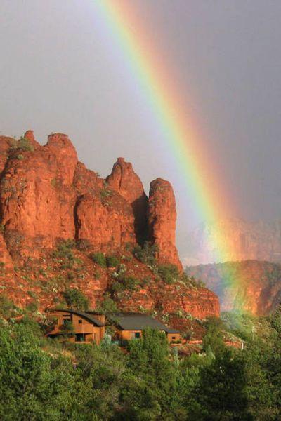 Red Rock retreat— Sedona, Arizona