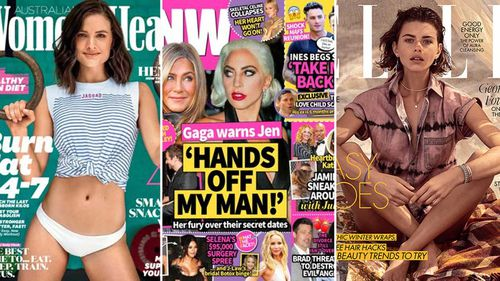 Bauer has announced Women's Health, NW and Elle, among other titles, will be axed.