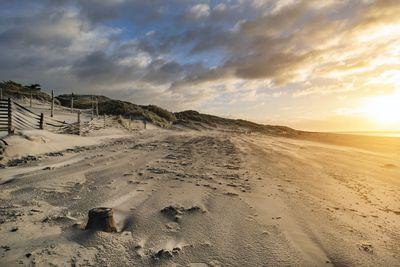 West Wittering beach in West Sussex