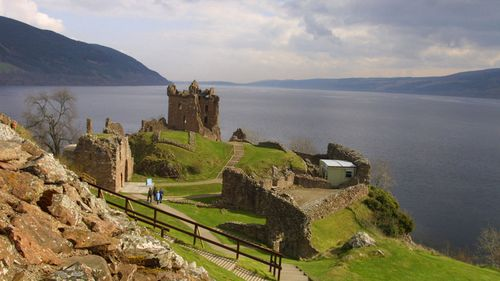 Loch Ness monster hunters will dip into lake's DNA