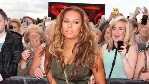 Not happy, Mel: Mel B accidentally introduced as Mel C at <i>X Factor</i> UK auditions