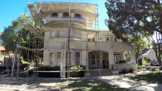 1913 Mission Revival Mansion