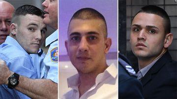Two men jailed over Valentine's Day murder