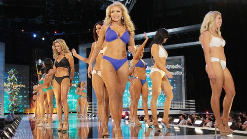 In place of the swimsuit competition, contestants will participate in an interactive session with the judges where she will highlight her achievements in life. (Getty)