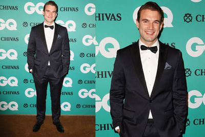 Aww, isn't Alex Russell a cutie? He's fresh from starring in Angelina Jolie's new movie <i>Unbroken</i>.