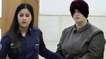 Malka Leifer (right).