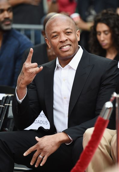 Dre Dre at TCL Chinese Theatre IMAX on November 27, 2018 in Hollywood, California.
