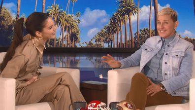 Kendall Jenner The Ellen DeGeneres Show