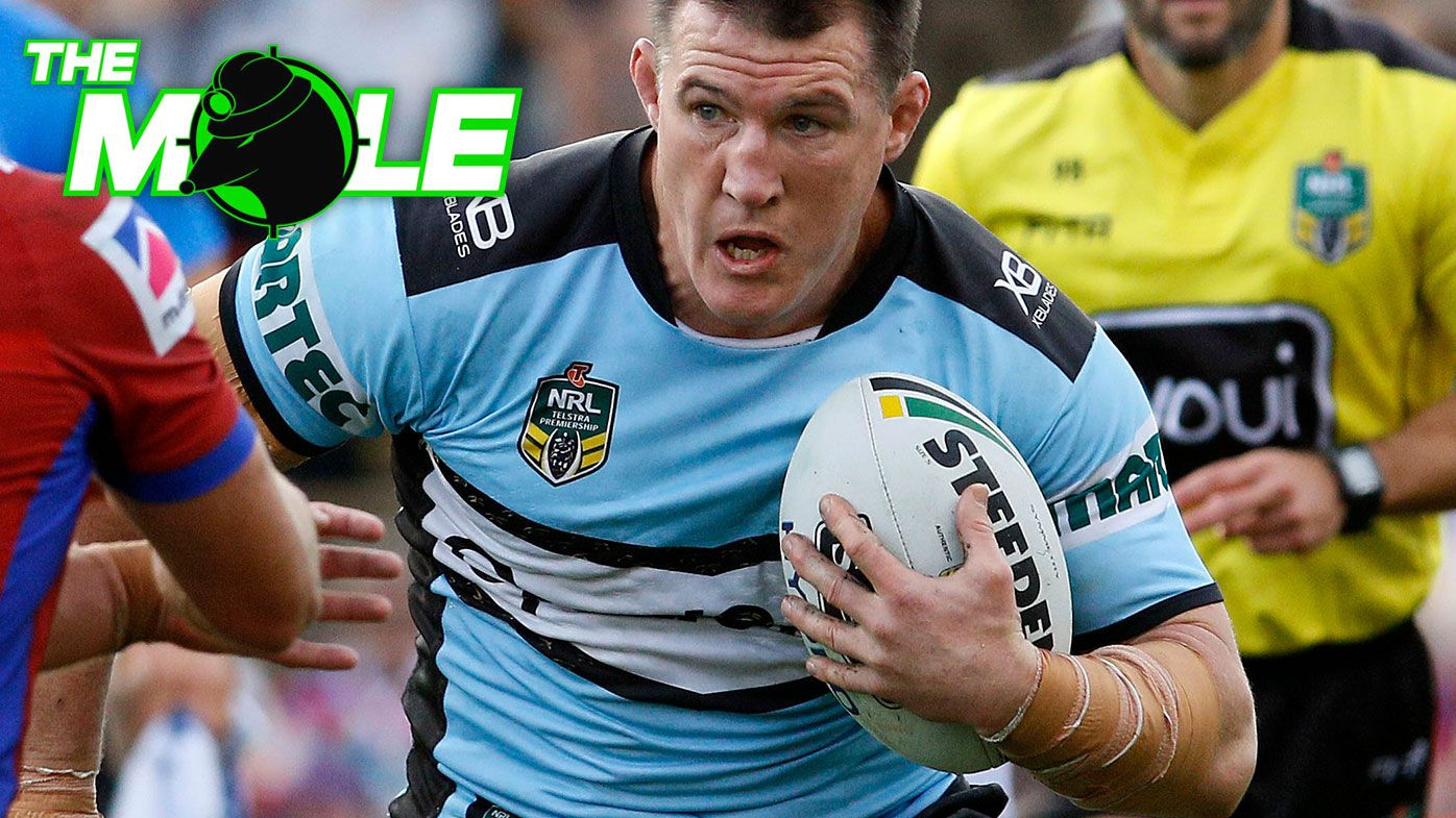 Paul Gallen and Cronulla Sharks set for major showdown on veteran's playing future