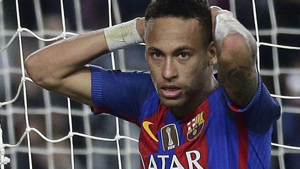 Neymar. (AAP)