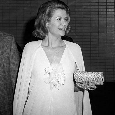 Grace Kelly in New York, 1974