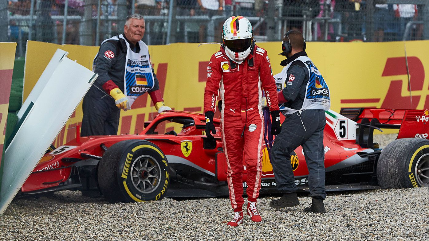 Leclerc's arrival at Ferrari shapes as pivotal season in Vettel's career