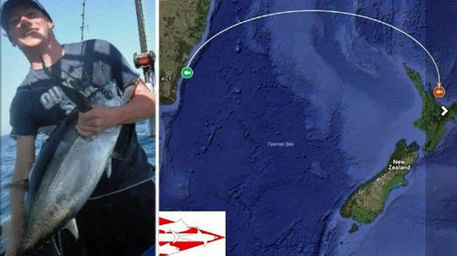 Tuna fish on 2200 kms journey sets new record