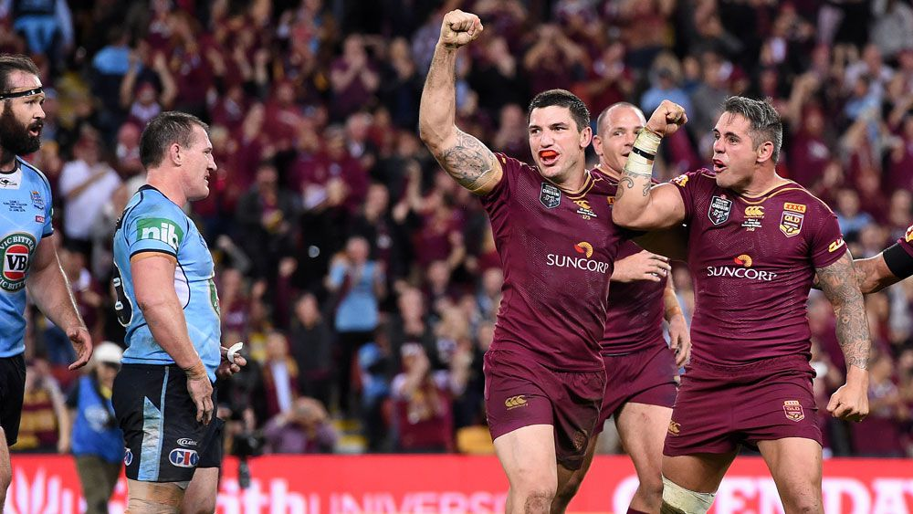 Gallen to blame for Origin tension: QRL
