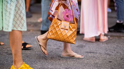 Havaianas are the unofficial IT shoe of Copenhagen Fashion Week
