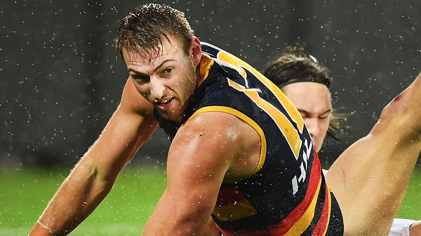 Delisted Crow Daniel Talia suffers devastating injury setback, wiping all hope of playing in 2022