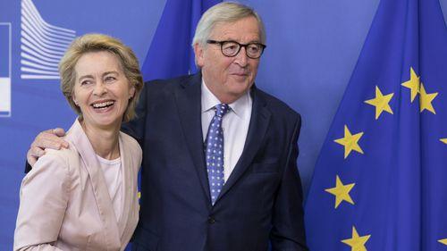 Ursula von der Leyen elected as European Commission president