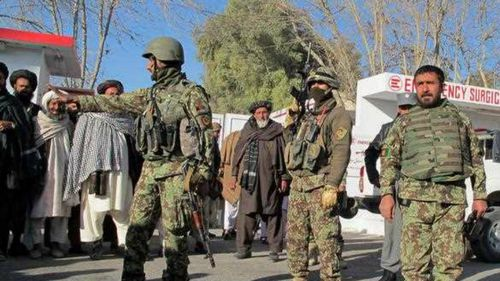 Afghan troops mistakenly bomb wedding ceremony, killing 17