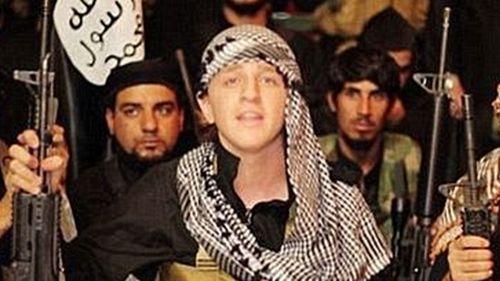 'Ginger jihadi' Abdullah Elmir has reportedly been killed.