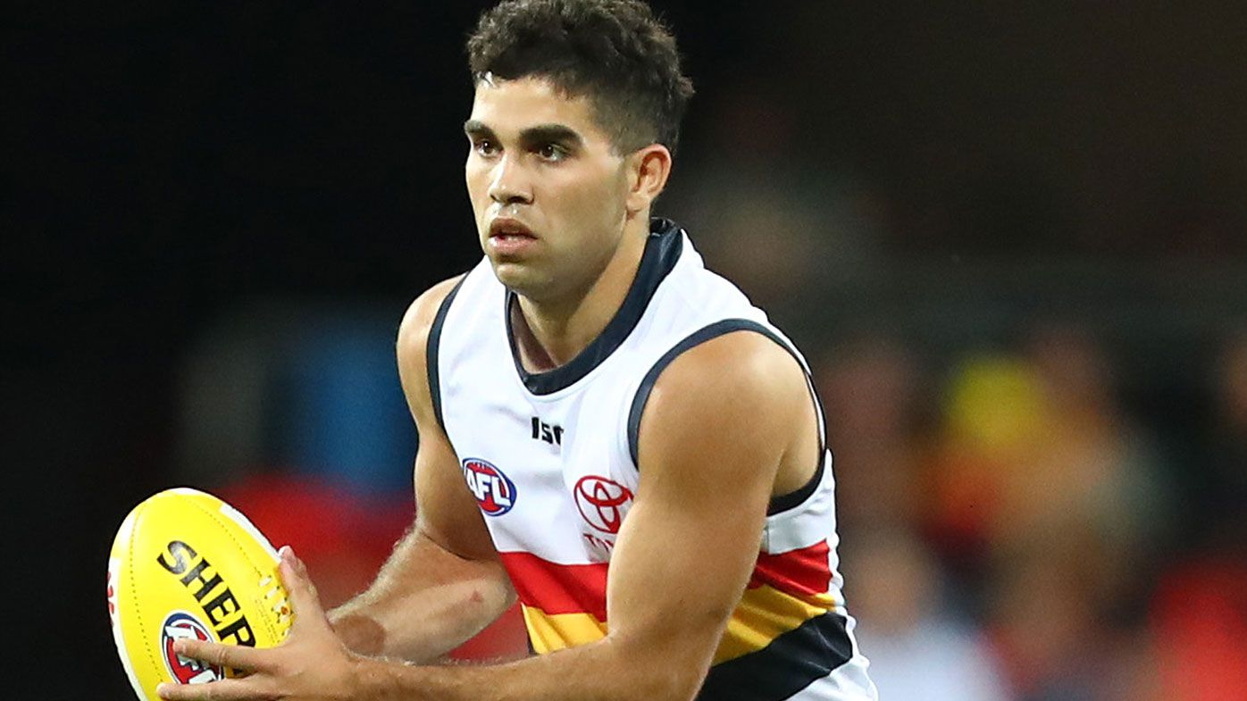 Adelaide Crows part ways with Tyson Stengle following string of off-field incidents