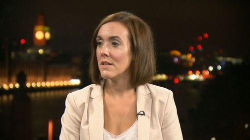 Royal observer Camilla Tominey.