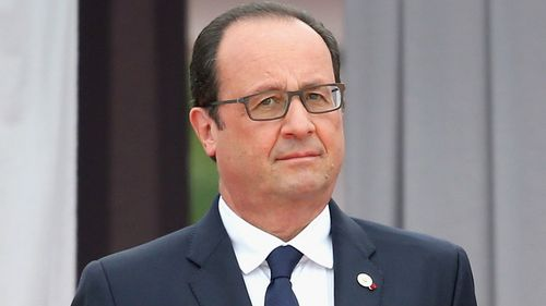 French President says Muslims main victims of fanaticism