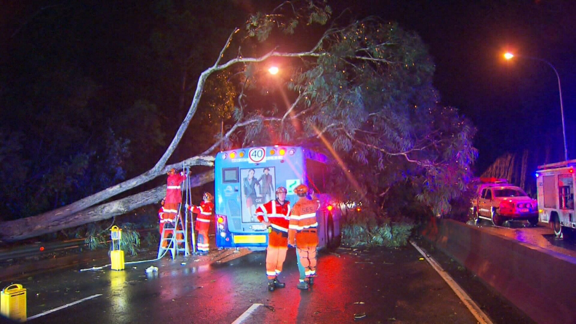 Tens of thousands without power after deadly storm