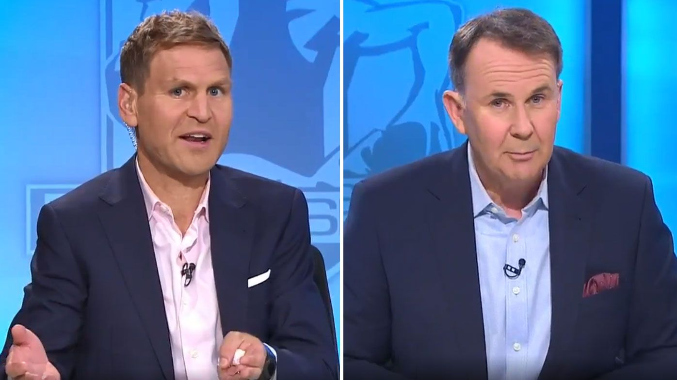 Kane Cornes and Tony Jones face off after AFL's 'ridiculous' call on WA training bans