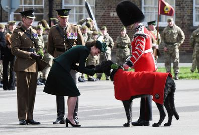 New photo of Prince George, Princess Charlotte and Prince Louis shared by British Army, Irish Guards