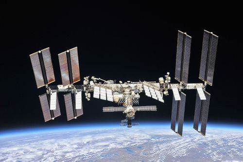 ISS history