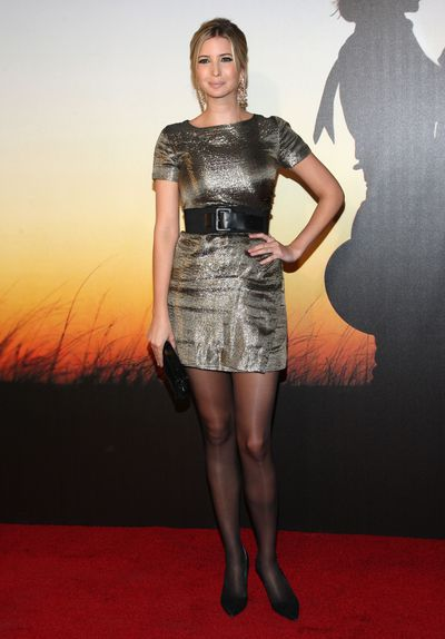 Ivanka Trump at the MoMa Film Benefit Gala Honoring Baz Luhrmann at the Museum of Modern Art, New York