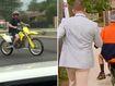 Motorbike 'rat bags' terrorising suburban streets