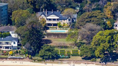 1. Point Piper, $100m