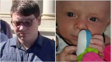 Shisui-Grady George O'Meara was just seven months old when he died, allegedly at the hands of his father Dylan Clinton O'Meara