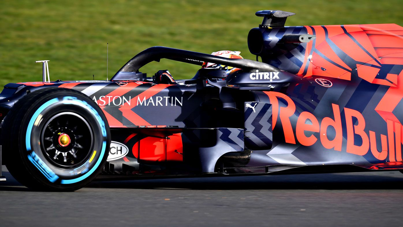 Max Verstappen feeling good ahead of F1 tilt, as Red Bull's special livery wows