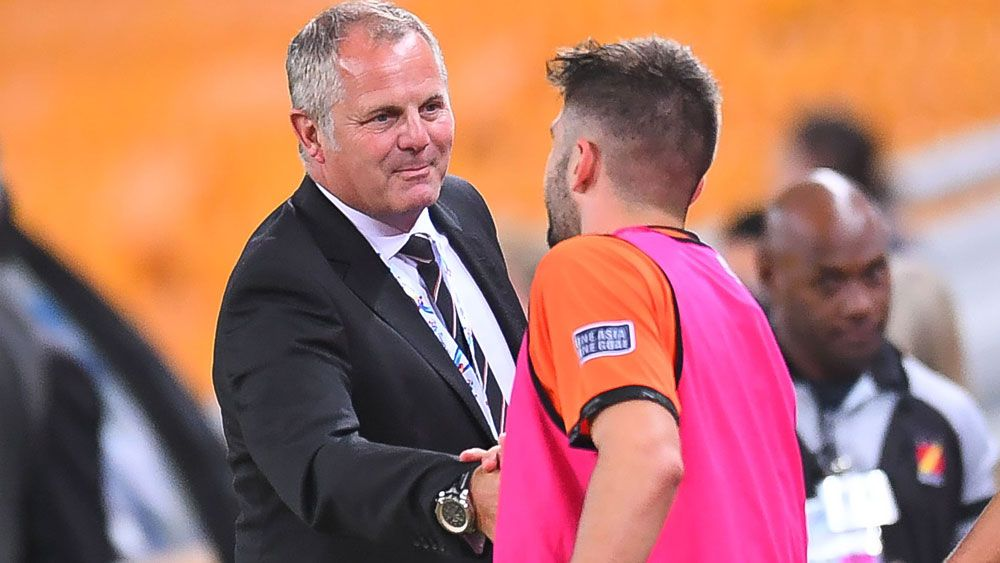 Brisbane Roar managing director tweets disappointment after being sacked by A-League owners