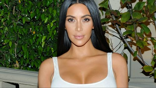"""Kardashian West said the announcement was """"the best news ever!"""" (Getty)"""