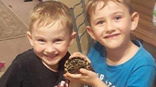 Twins Camryn and Dylan died after being thrown from the family car.