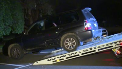 Teens arrested after dramatic pursuit