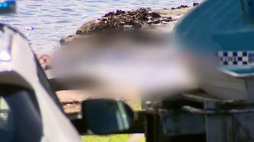 Police at first did not believe Ms Haddad's death was suspicious. (9NEWS)