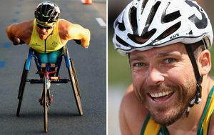 Australia Day: The race that 'changed Kurt Fearnley' into becoming one of the nation's greatest athletes