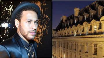 The woman alleges Neymar showed up to her room at the Hotel Sofitel Paris Arc Du Triomphe drunk and forced himself on her.