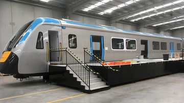 New trains to curb dangerous train surfing in Melbourne
