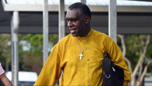Pastor Lifu Sipi. (AAP)