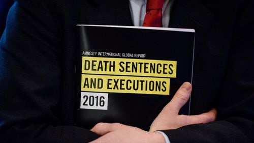 China remains 'world's biggest executioner', Amnesty announces
