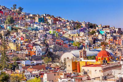 <strong>Guanajuato, Mexico</strong>