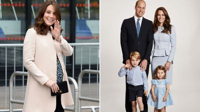 Duchess of Cambridge in labour with third baby on the way