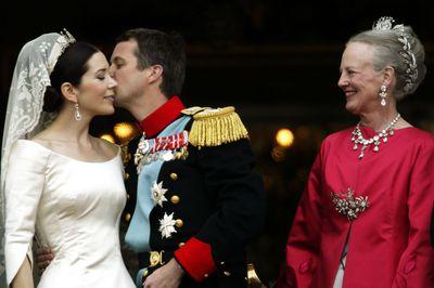Queen Margrethe II of Denmark: The Crown Jewels Diamond Parure