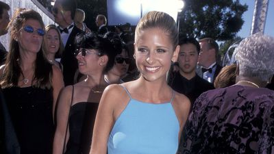 Sarah Michelle Gellar wears her favourite Emmys dress from the 90's again