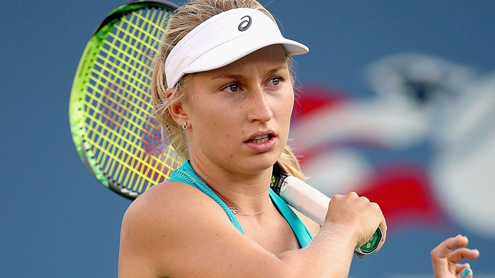 Daria Gavrilova defeated by Shelby Rogers in longest ever US Open women's match
